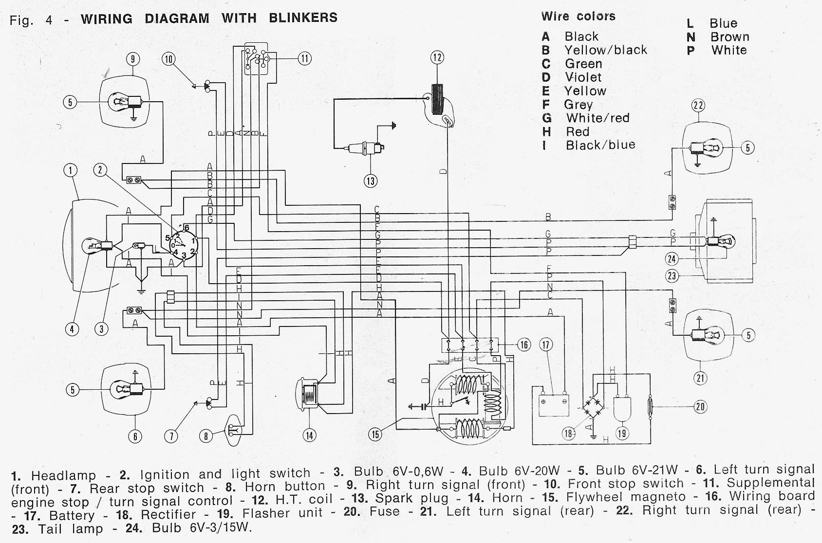 Cb550 Wiring Diagram