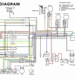 yamaha wiring diagram yamaha wiring diagram detailed schematics diagram yamaha wiring diagram 1987 1100 virago wiring diagram free download  [ 1400 x 980 Pixel ]