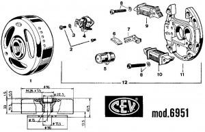 CEV « Myrons Mopeds