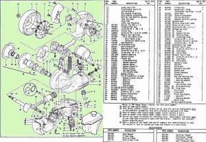 AMF Parts « Myrons Mopeds