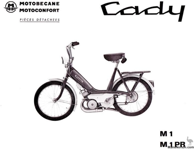 Motobecane Info « Myrons Mopeds