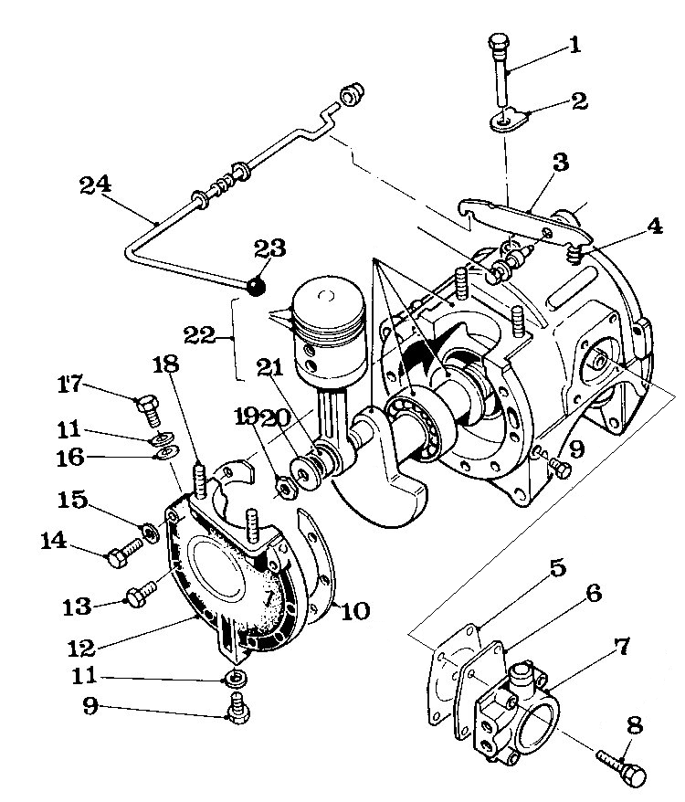 Vintage Moped Wiring Diagram