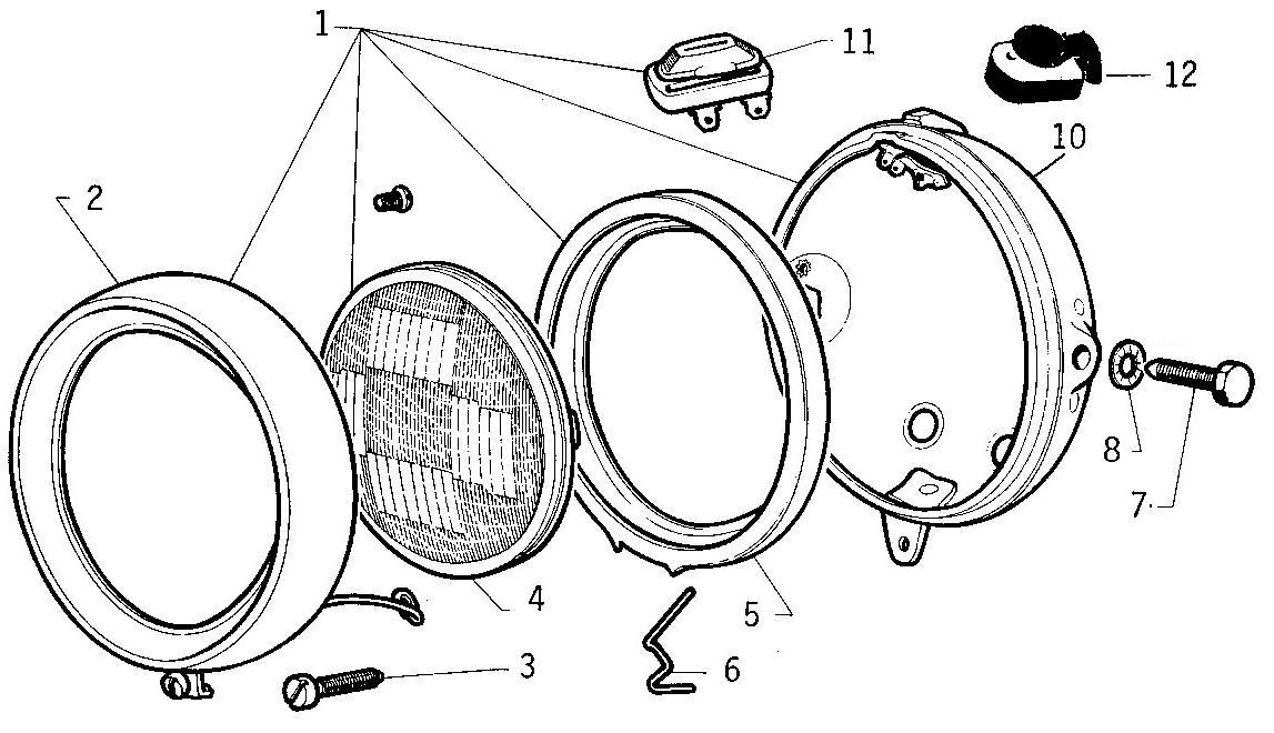 wiring diagram 9007 bulb