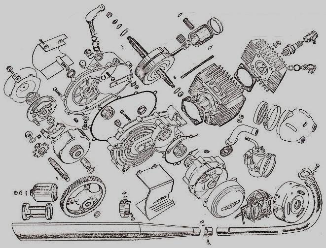 Casal Parts « Myrons Mopeds