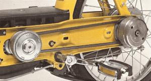 Transmission « Myrons Mopeds
