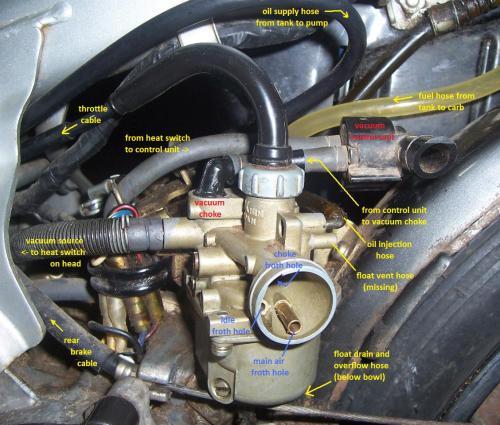 small resolution of  49cc carburetor diagram carburetor myrons mopeds