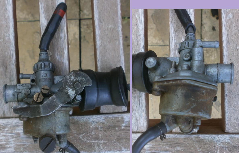 hight resolution of honda early pc50 carburetor