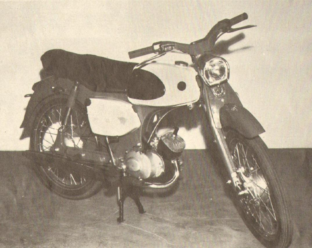 hight resolution of 1962 suzuki 50mc