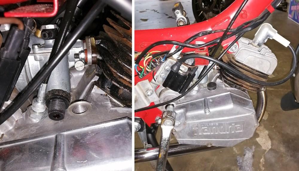 medium resolution of flandria pembroke engine