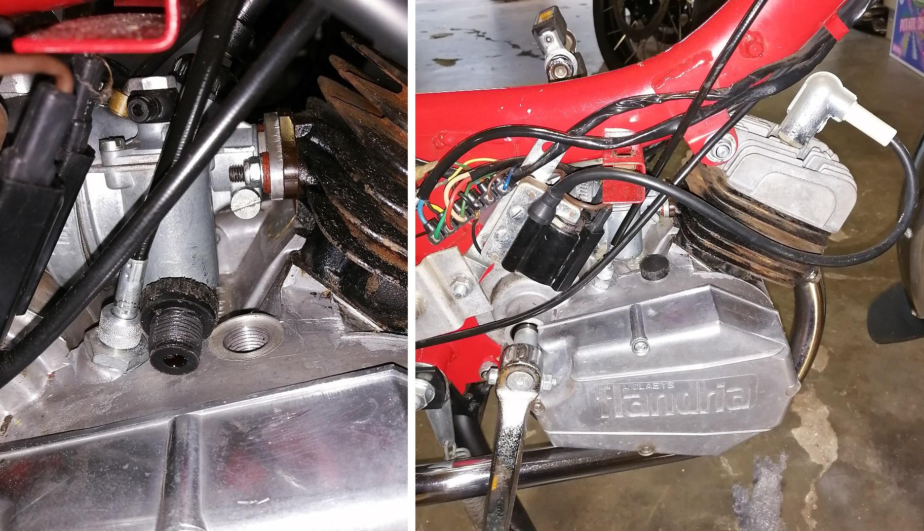 hight resolution of flandria pembroke engine