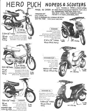Hero Parts « Myrons Mopeds