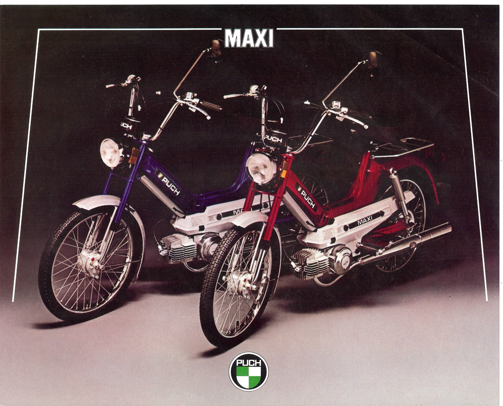 hight resolution of puch 1978 maxi