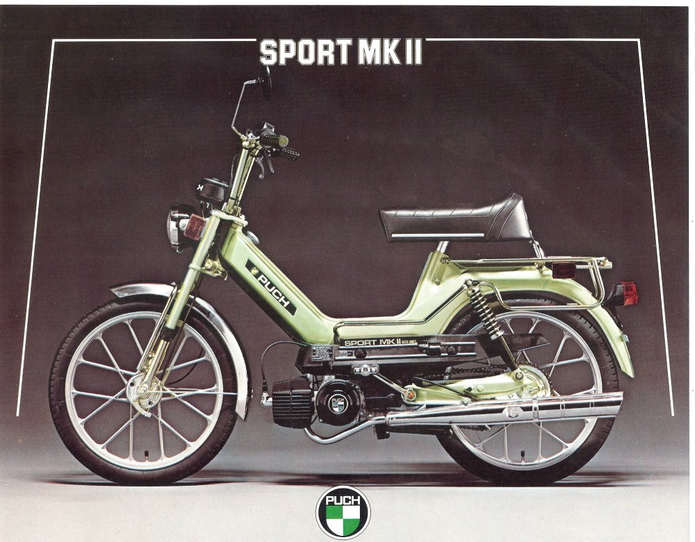medium resolution of puch 1978 sport mkii