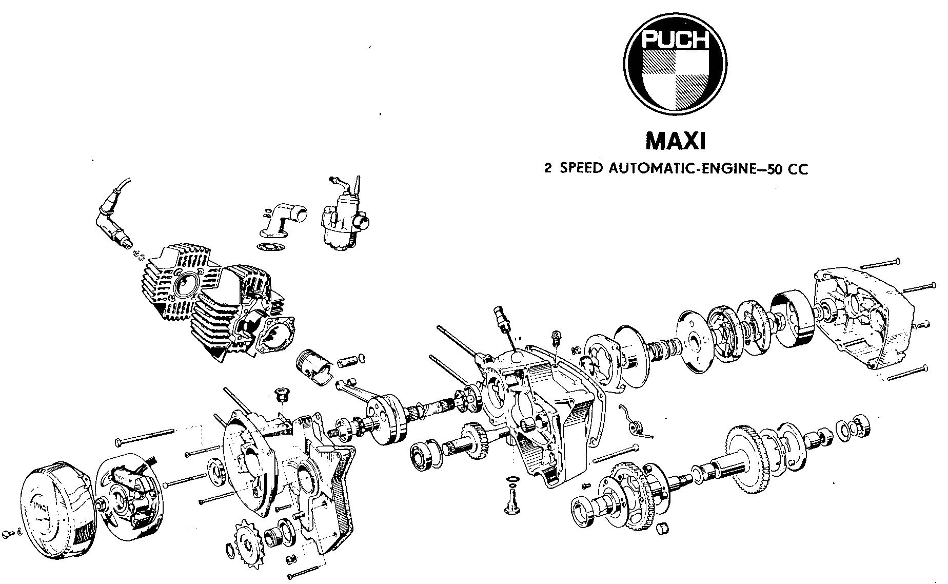Re: Engine Diagrams — Moped Army