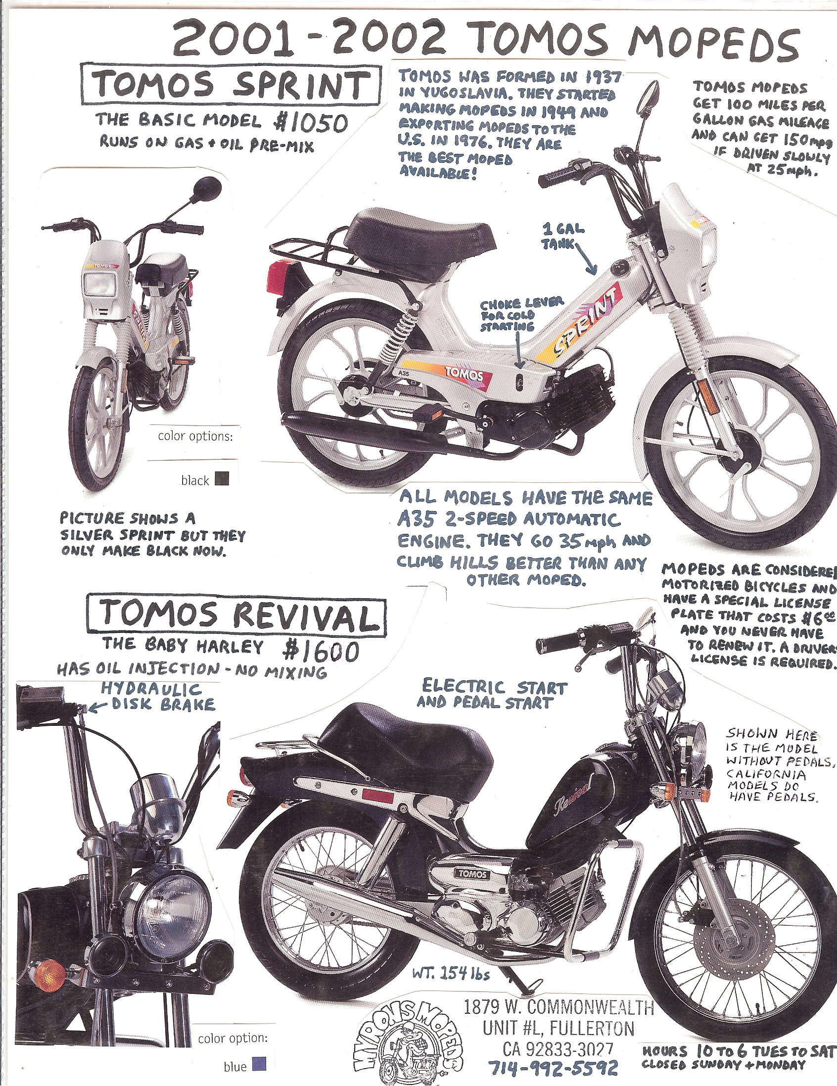 Boreem Electric Scooter Wiring Schematic Tomos A35 Diagram