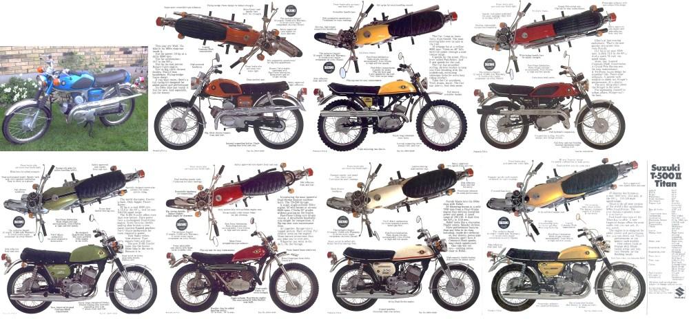 medium resolution of suzuki myrons mopeds suzuki motorcycle parts 1981 rm80 handlebar control cable diagram