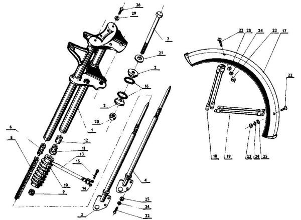 Jawa Parts « Myrons Mopeds