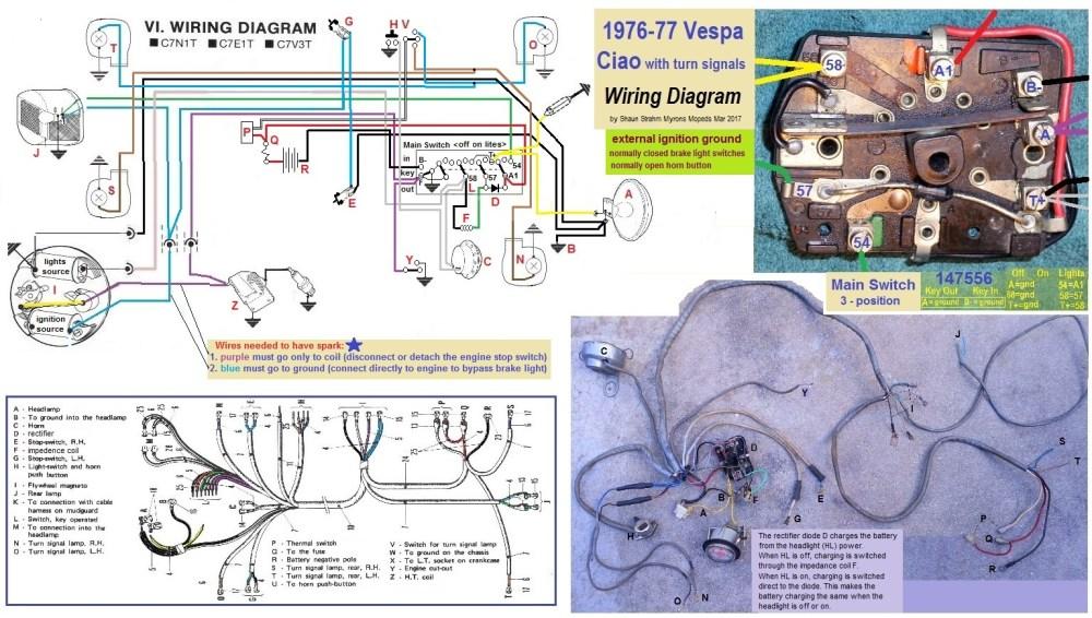 medium resolution of 1977 sachs moped wiring diagram royal ryder wiring diagram
