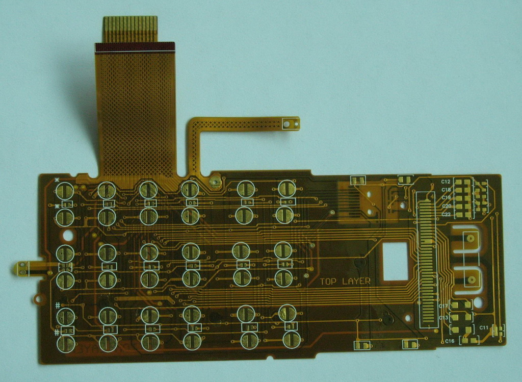 Quality Flexible Printed Circuit Board Flexible Circuit Board Proofing