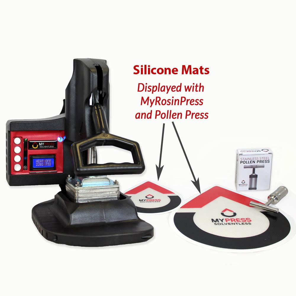MyRosinPress Products - Silicone Mats