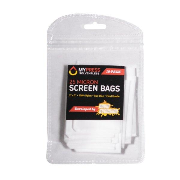 25 Micron Screen Bags