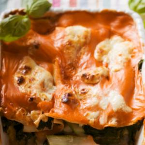 Veg Lasagna Large