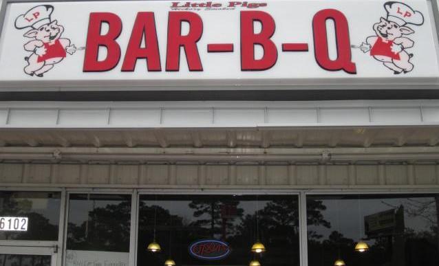 Little Pigs BBQ - Barbecue Restaurants - MyrtleBeach.com