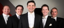 The Five Irish Tenors Schedule