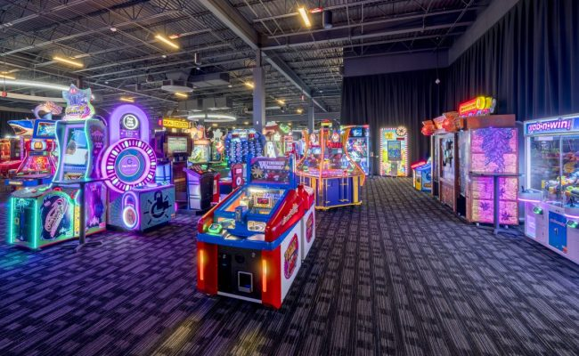 Dave Buster S Attractions Myrtlebeach
