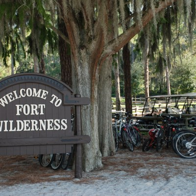 6 things I love about RVing in Disney World's Fort Wilderness