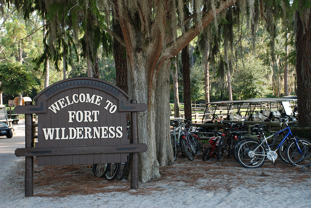 Fort Wilderness, Walt Disney World, Disney World, Disney World camping, Disney World's Fort Wilderness