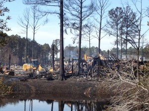 Ways to help the victims of the Carolina Forest (Windsor Green) fire