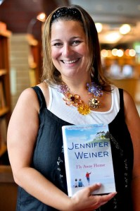 Day 13: A book (An ode to Jennifer Weiner)