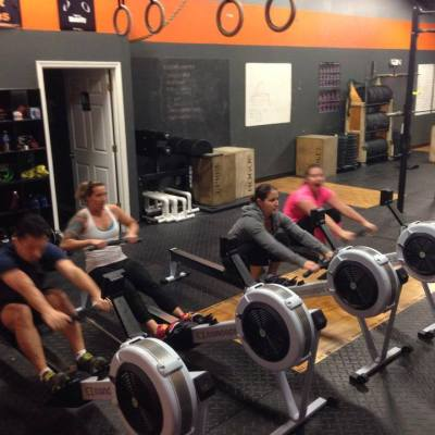 Groupon for CrossFit Asperitas in Carolina Forest