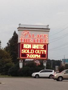 Date night: Ron White returns to the Palace Theatre!