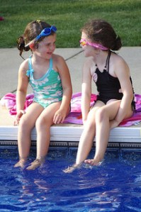 World's Largest Swimming Lesson on Friday at Pepper Geddings and Myrtle Waves