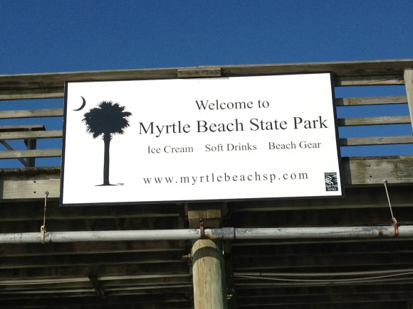 Myrtle Beach State Park summer programs