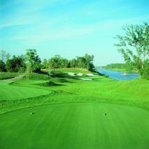Norman Course Barefoot Golf Myrtle Beach