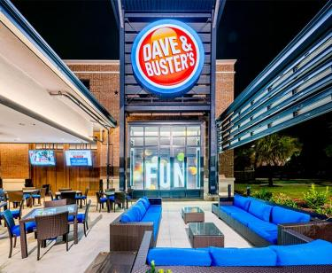 Dave & Buster's Power Card Discount