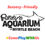 Ripley's Aquarium Sensory Friendly