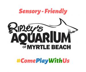 Ripley's Aquarium Sensory Friendly