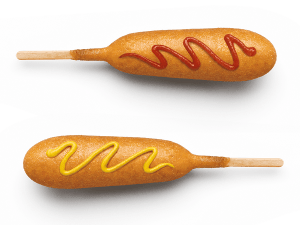 50 cent Corn Dog Sonic DRIVE In