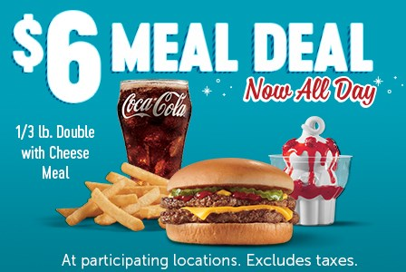 Dairy Queen $6 Meal Deal