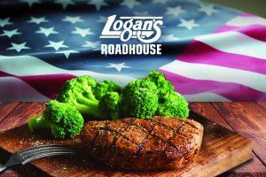 Logan's Roadhouse American Heroes Wednesday