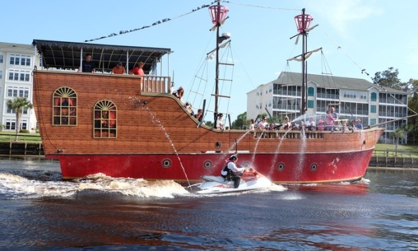 Blackbeard's Pirate Cruise Discount