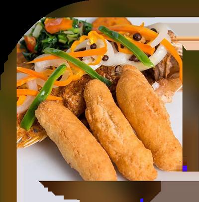 Caribbean Jerk Cuisine