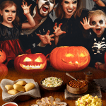 Dickeys Barbecue Pit halloween Kids Eat Free