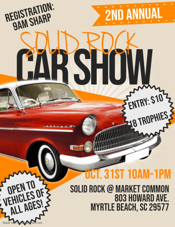 Sold Rock Fall Festival and Car Show