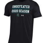 Undefeated season CCU