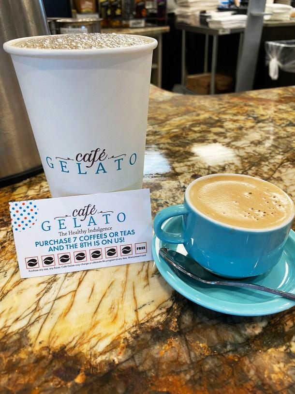 Cafe Gelato Coffee Club